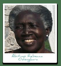 Abitimo Rebecca Odongkara