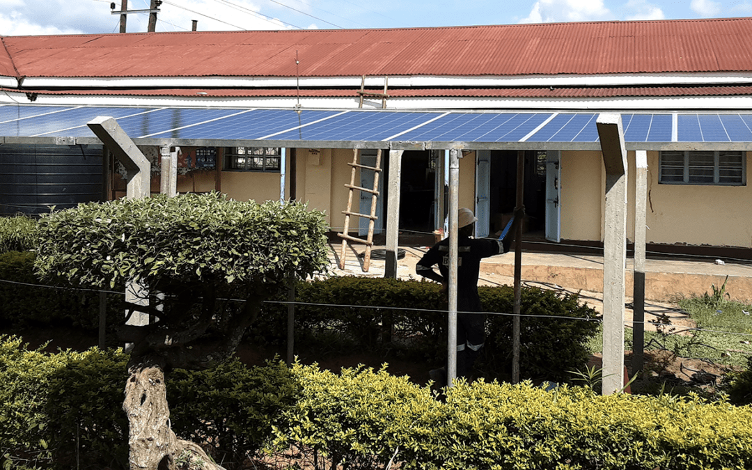 Bringing Solar Power to UNIFAT